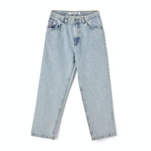 Polar 93 Denim Jeans - Light Blue