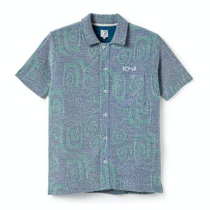 Polar Patterned Shirt - Blue