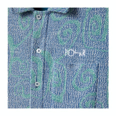 Polar Patterned Shirt - Blue
