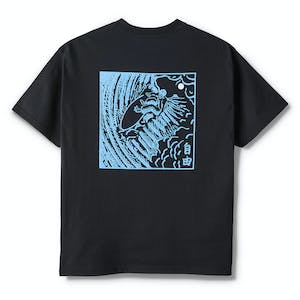 Polar Shin T-Shirt - Black