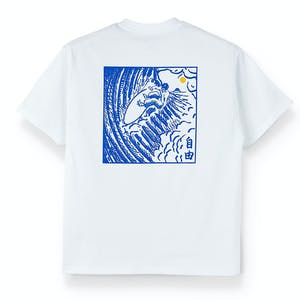 Polar Shin T-Shirt - White