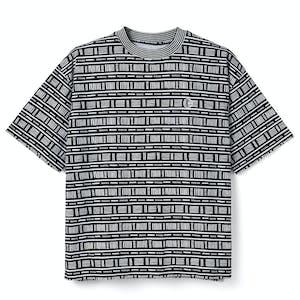 Polar Stripe Surf T-Shirt - Black