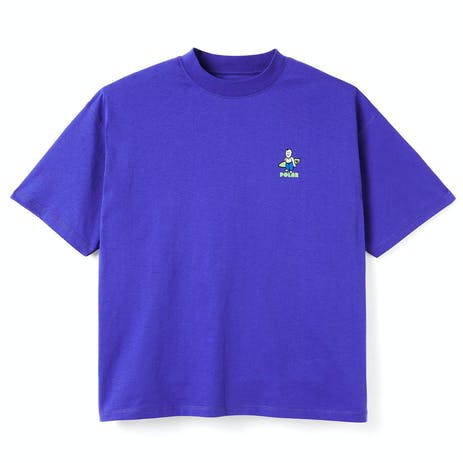 Polar Surf T-Shirt - Blueish Purple
