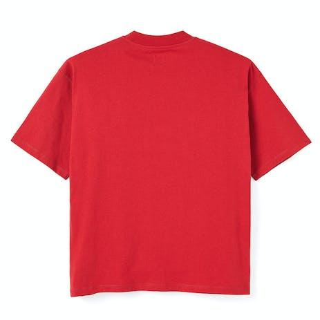 Polar Surf T-Shirt - Cherry