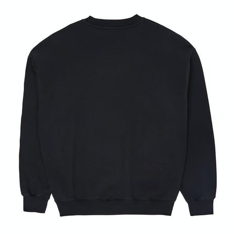 Polar Team Crewneck Sweater - Black