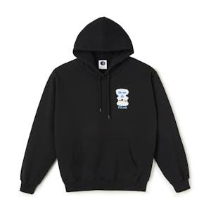 Polar ACAB Hoodie - Black