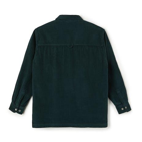 Polar Cord Shirt - Dark Green