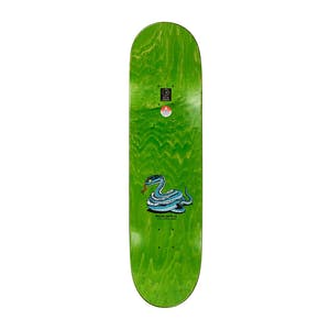 "Polar Hjalte Beast Mode 8.5"" Skateboard Deck - Orange"