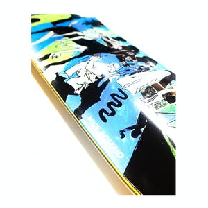 "Polar Boserio The Riders 9.25"" Skateboard Deck - 1991 Shape"