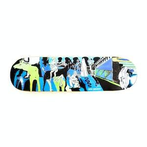 """Polar Boserio The Riders 8.5"""" Skateboard Deck"""