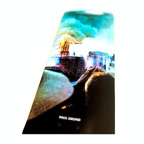 Polar Grund Notre Dame Skateboard Deck - Popsicle