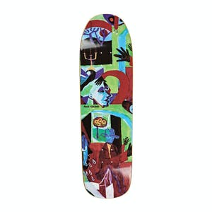 "Polar Grund Moth House 9.25"" Skateboard Deck - 1991 Shape"
