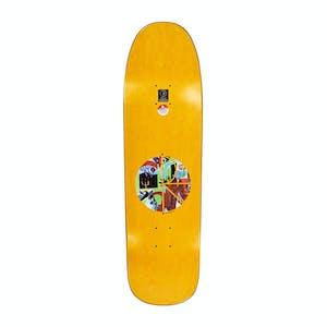 "Polar Grund Moth House 9.25"" Skateboard Deck - 1991 Shape"