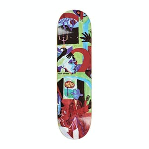 "Polar Grund Moth House 8.38"" Skateboard Deck"
