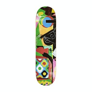 "Polar Oski Vase & Moth 8.0"" Skateboard Deck - Everslick"