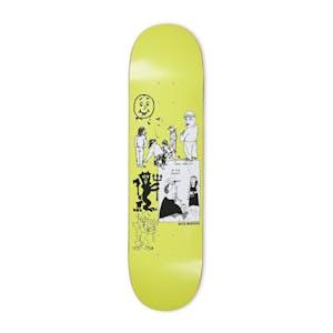 "Polar Boserio Year 2020 8.75"" Skateboard Deck - Moss Green"