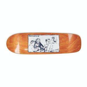 "Polar Grund Cold Streak 8.75"" Skateboard Deck - Surf Jr. Shape"