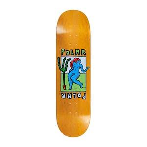 """Polar Cactus Dance 8.38"""" Slick Skateboard Deck"""