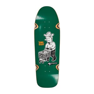 "Polar Brady Shopping Spree 9.75"" Skateboard Deck - Dane1 Shape"