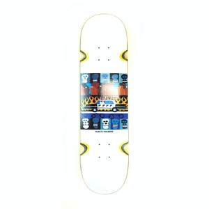 "Polar Hjalte Abuse of Power 8.25"" Skateboard Deck"