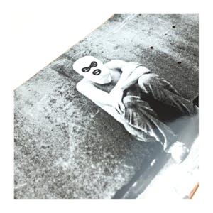 """Polar Klez Hong Kong 9.25"""" Skateboard Deck - 1991 Shape"""