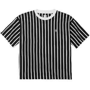 Polar Pique Surf T-Shirt - Black