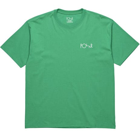 Polar Stroke Logo T-Shirt - Green