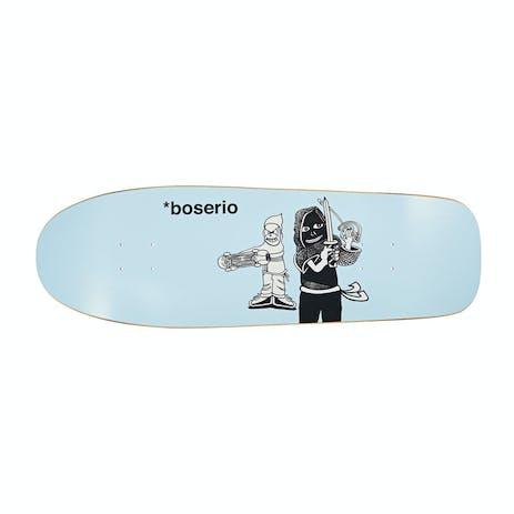 """Polar Boserio Knock Knock 9.75"""" Skateboard Deck - Dane1 Shape"""