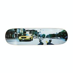"""Polar Happy/Sad Houston St 8.5"""" Skateboard Deck - Daytime"""