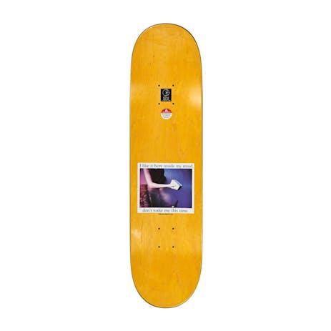"""Polar I Like It Here 8.625"""" Skateboard Deck - Field"""