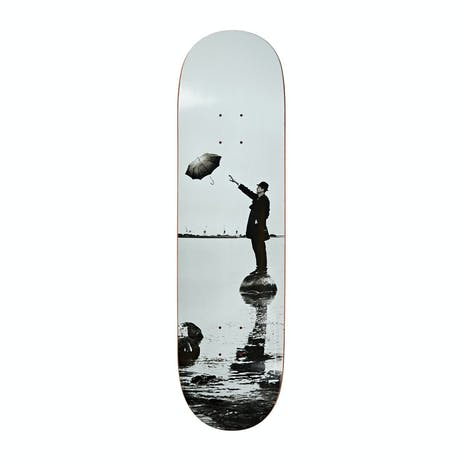 "Polar I Like It Here 8.5"" Skateboard Deck - Harbour"