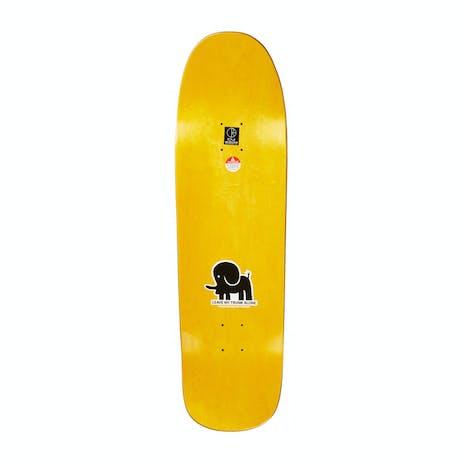 "Polar Leave My Trunk Alone 9.25"" Skateboard Deck - 1991 Shape"