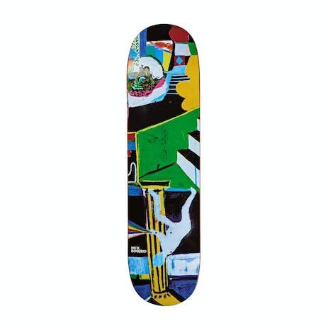 """Polar Memory Palace 8.625"""" Skateboard Deck - Boserio"""