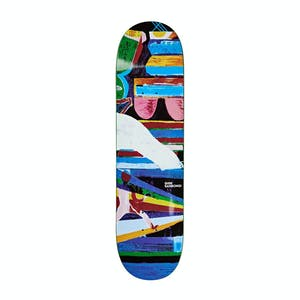 "Polar Memory Palace 8.25"" Skateboard Deck - Sanbongi"