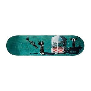 "Polar Grund Rituals 8.125"" Skateboard Deck - Green"