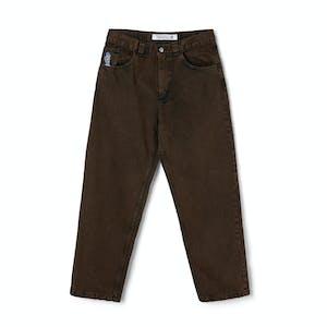 Polar 93 Denim Jeans - Brown Black