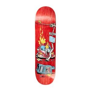 """Polar Herrington Crash 8.5"""" Skateboard Deck"""