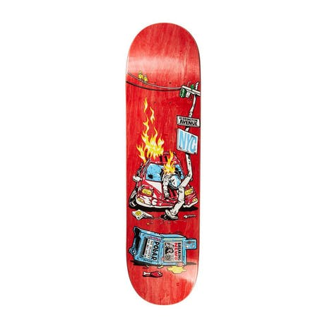 "Polar Herrington Crash 8.5"" Skateboard Deck"