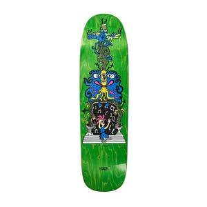 "Polar Hjalte Dragon Gate 8.625"" Skateboard Deck - P9 Shape"