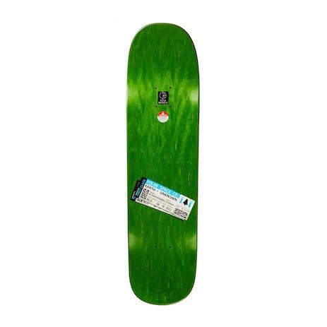 "Polar Oski Space Settlers 8.38"" Skateboard Deck - Arigato Shape"