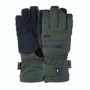 Pow Wayback GORE-TEX Short Snowboard Glove 2021 - Kombu Green