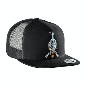 Powell-Peralta Skull & Sword Trucker Hat