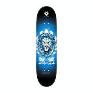 """Powell-Peralta Flight Agah Lion 8.0"""" Skateboard Deck"""