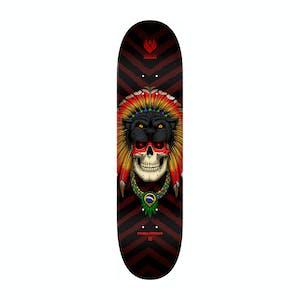 """Powell-Peralta Flight Hoefler Skull 8.0"""" Skateboard Deck"""