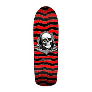 "Powell-Peralta Ripper 10"" Skateboard Deck - Black / Red"