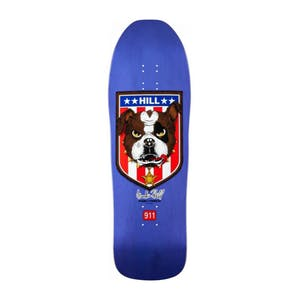"Powell-Peralta Frankie Hill Bulldog 10.0"" Skateboard Deck - Purple"