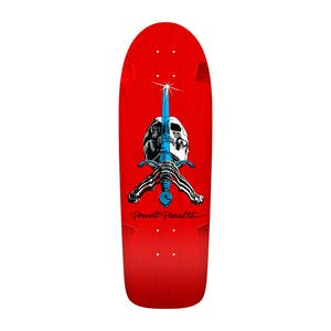 "Powell-Peralta Rodriguez SAS OG 10.0"" Skateboard Deck - Red"
