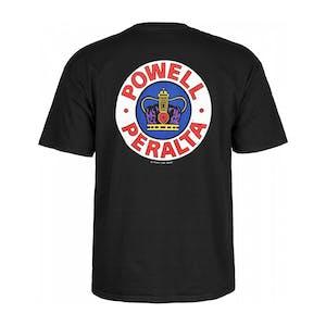 Powell-Peralta Supreme T-Shirt - Black