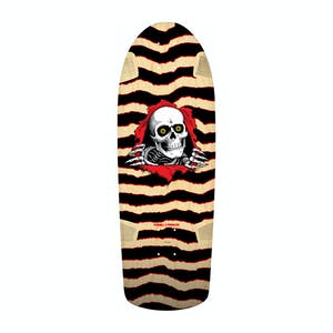 "Powell-Peralta OG Ripper 10"" Skateboard Deck - Natural"