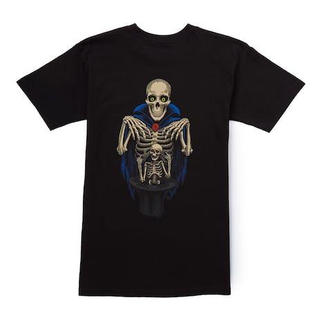 Powell-Peralta Charlie Blair Magician T-Shirt - Black